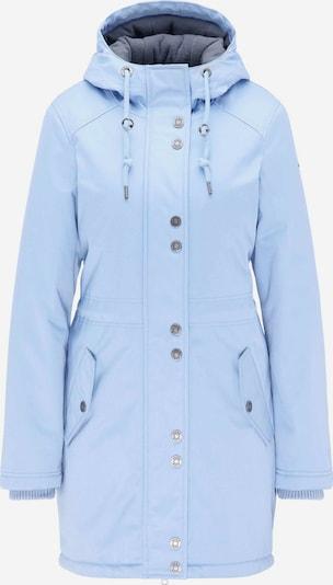 Usha Winterparka in de kleur Smoky blue, Productweergave