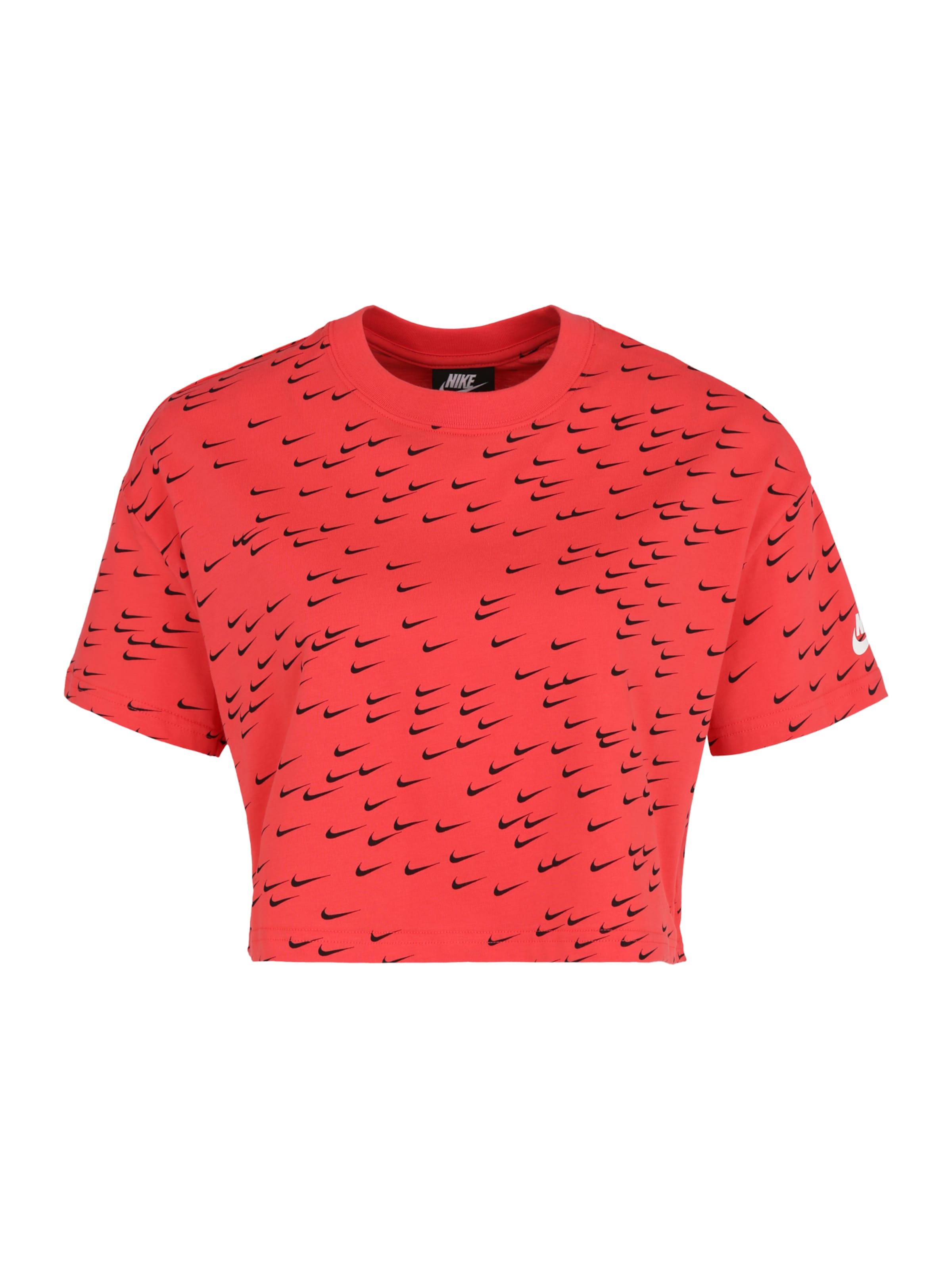 En RougeNoir Nike T 'essntl' Sportswear shirt qGMjSVULzp