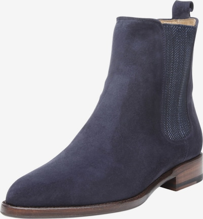 SHOEPASSION Stiefeletten ' No. 2301 ' in dunkelblau, Produktansicht