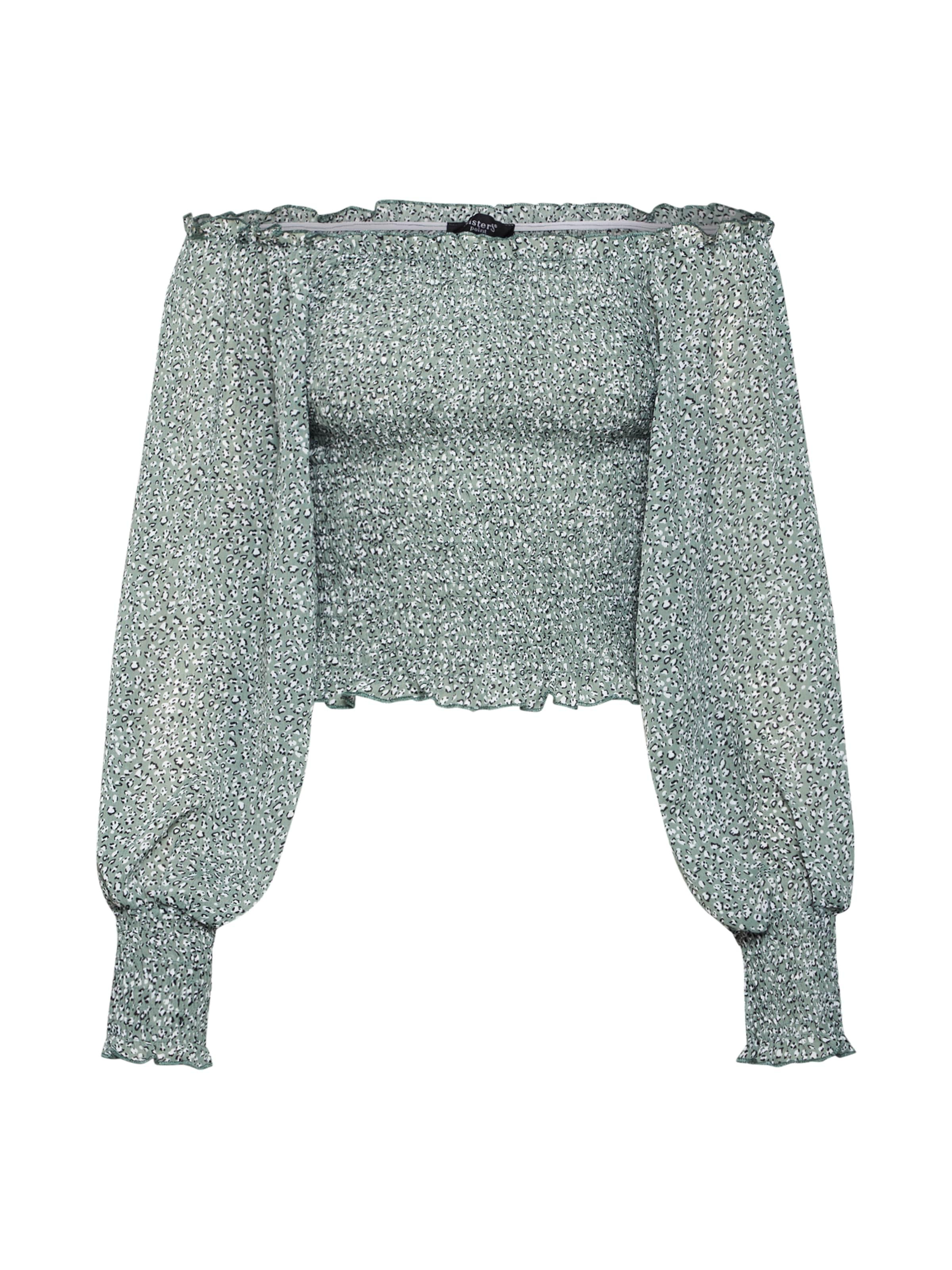 BeigeKaki Point 'nea' T shirt En Sisters W9DIEYeH2
