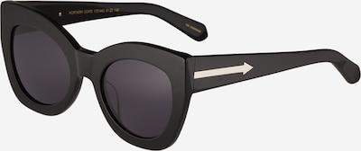 karen walker Sonnenbrille 'Northern Lights V2' in schwarz, Produktansicht