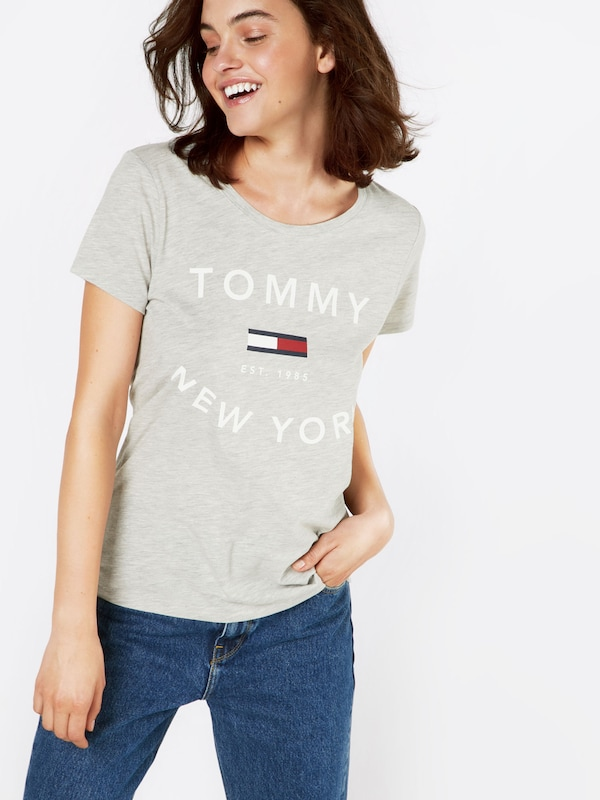 Tommy Jeans T-shirt Thdw Cn Citys/s 54