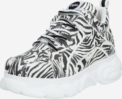 Sneaker low 'CLD Corin' BUFFALO pe negru / alb: Privire frontală