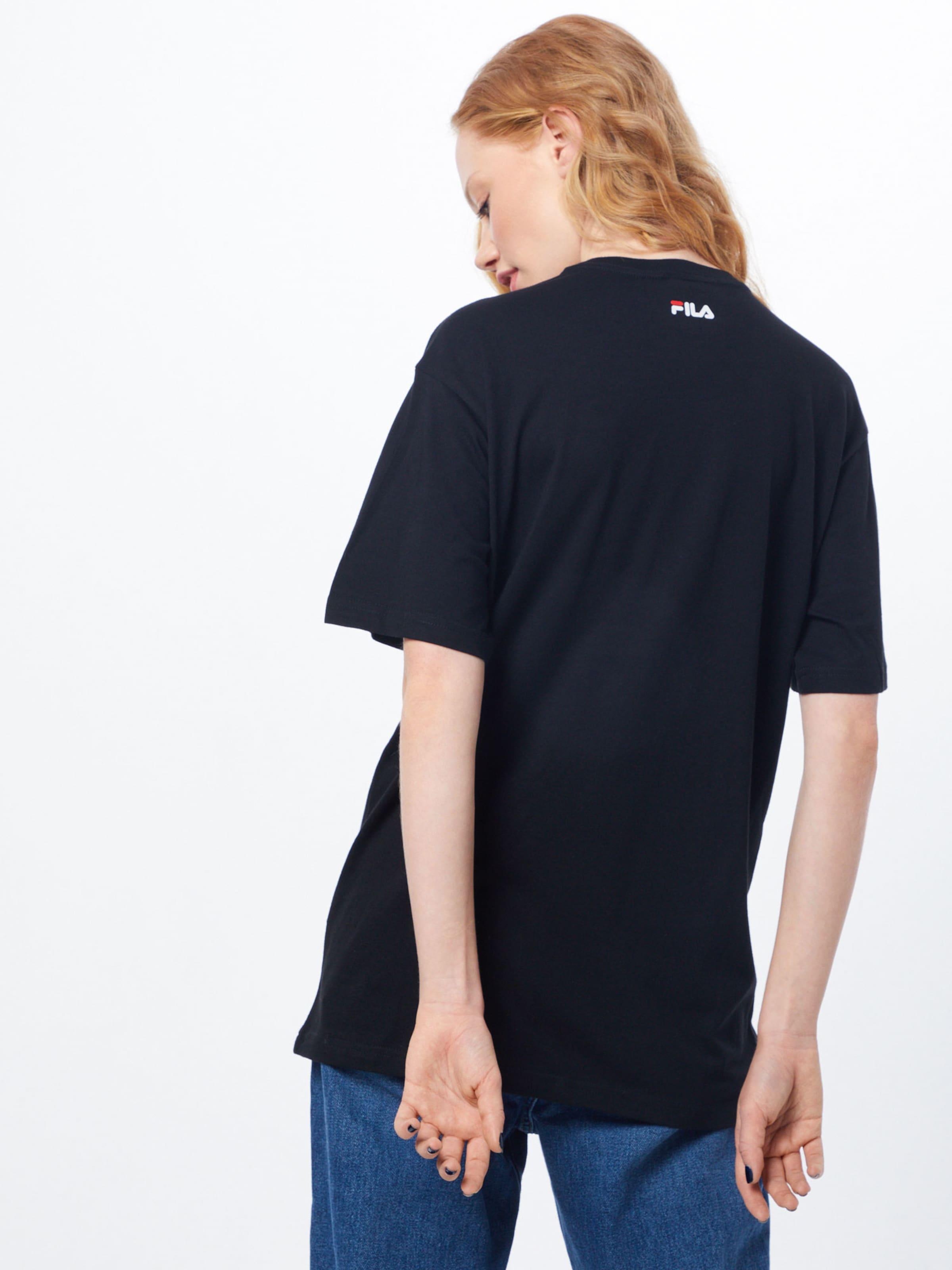 Fila Shirt Shirt 'pure' In 'pure' 'pure' Schwarz Fila Schwarz Shirt Fila In stCQxrBhd