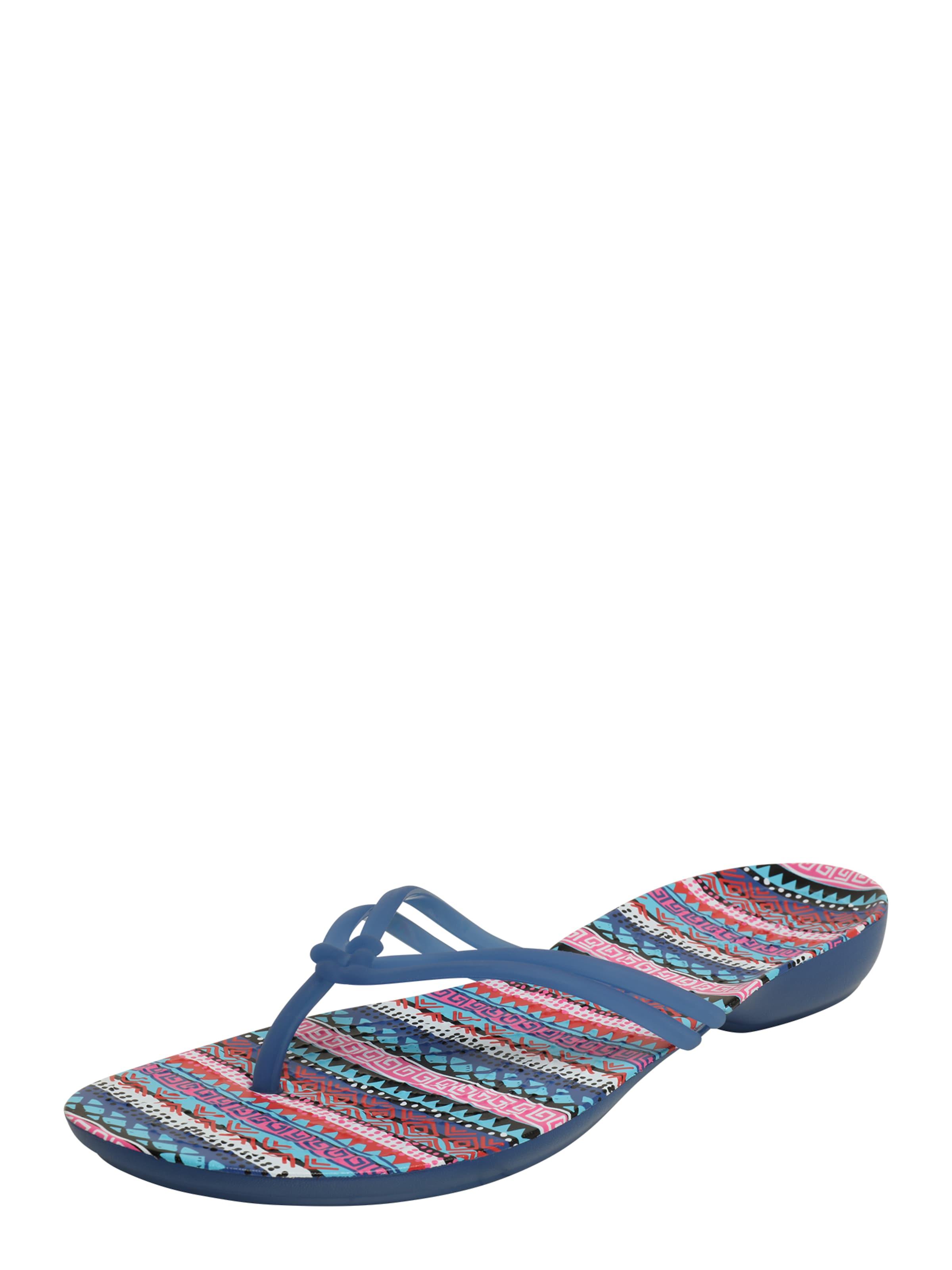 Crocs Zehentrennersandale Isabella Graphic Verschleißfeste billige Schuhe