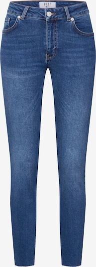 WHY7 Jeans 'KATE NW LUX SKINNY ANCLE' in blau, Produktansicht