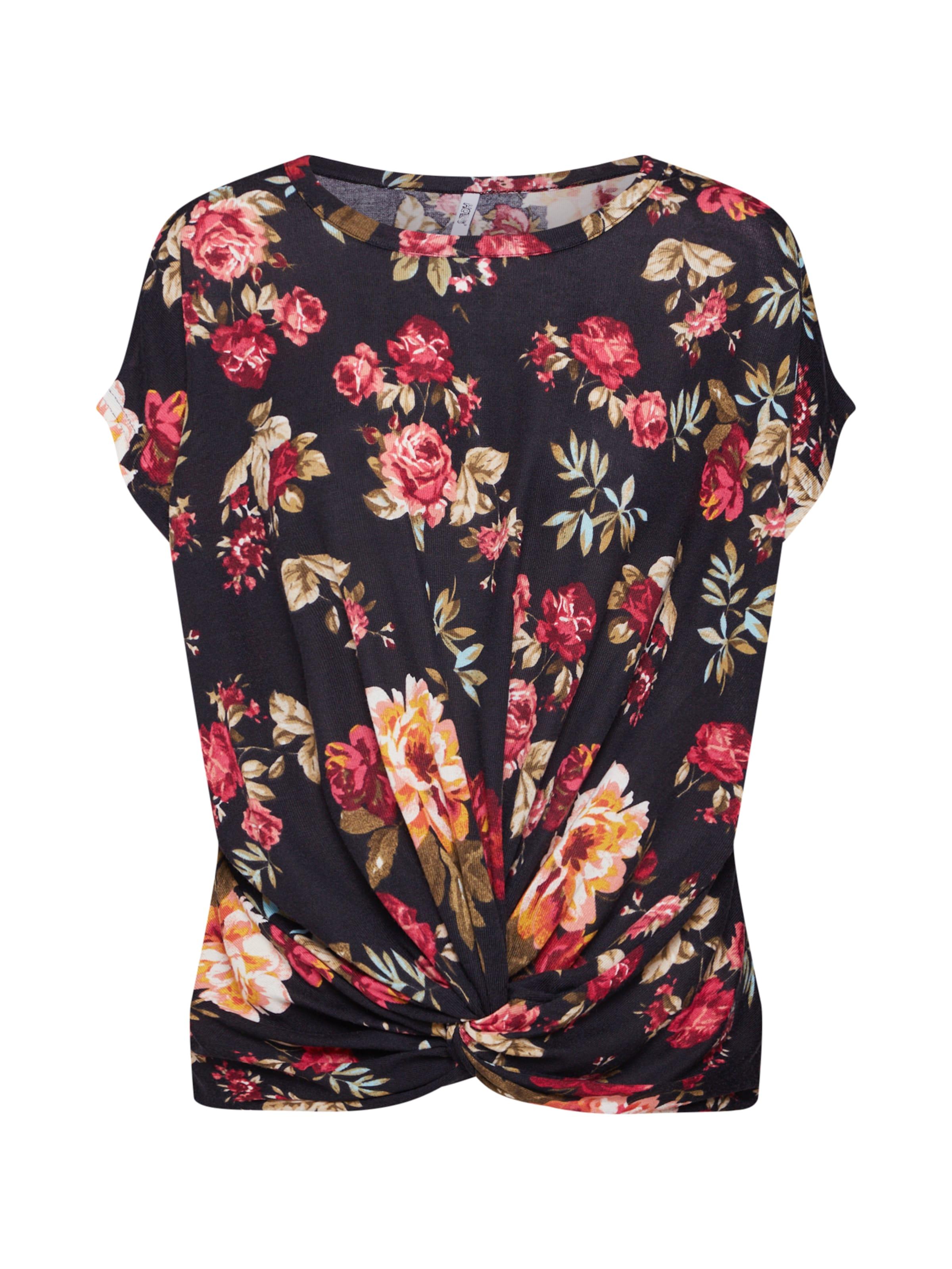 shirt 'ss P In Hailys Jola' Tp MischfarbenSchwarz T 4RqSc5jL3A
