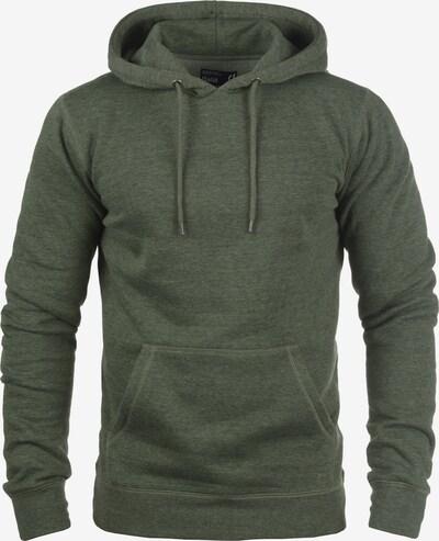 !Solid Hoodie 'Bert' in grün, Produktansicht
