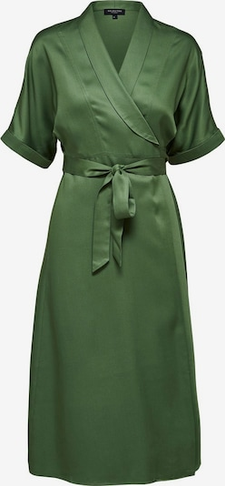SELECTED FEMME Jurk in de kleur Donkergroen, Productweergave