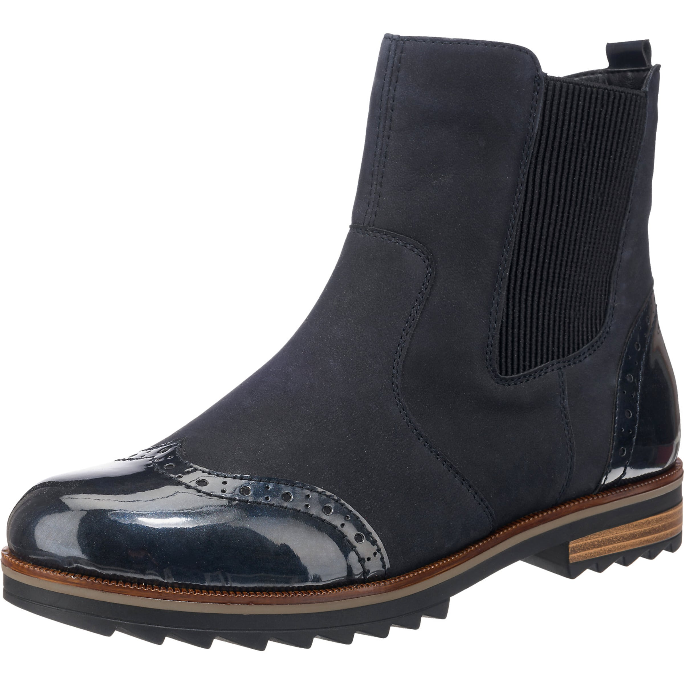 Chelsea In Remonte Remonte Boots Navy reQdxCBoW