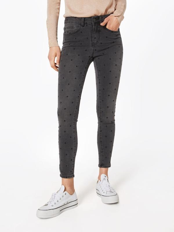 VILA Jeans in grau denim  Bequem und und und günstig fcd4d6