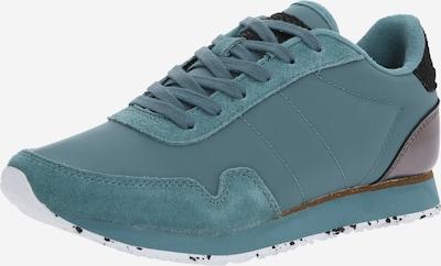 WODEN Sneakers laag in de kleur Blauw, Productweergave
