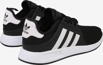 ADIDAS ORIGINALS Sneaker in schwarz / weiß: Rückansicht