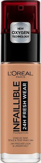 L'Oréal Paris Make-Up Foundation 'Infaillible 24H Fresh Wear' in apricot, Produktansicht