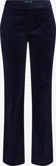 Lauren Ralph Lauren Pantalon 'Quartilla' en bleu marine, Vue avec produit