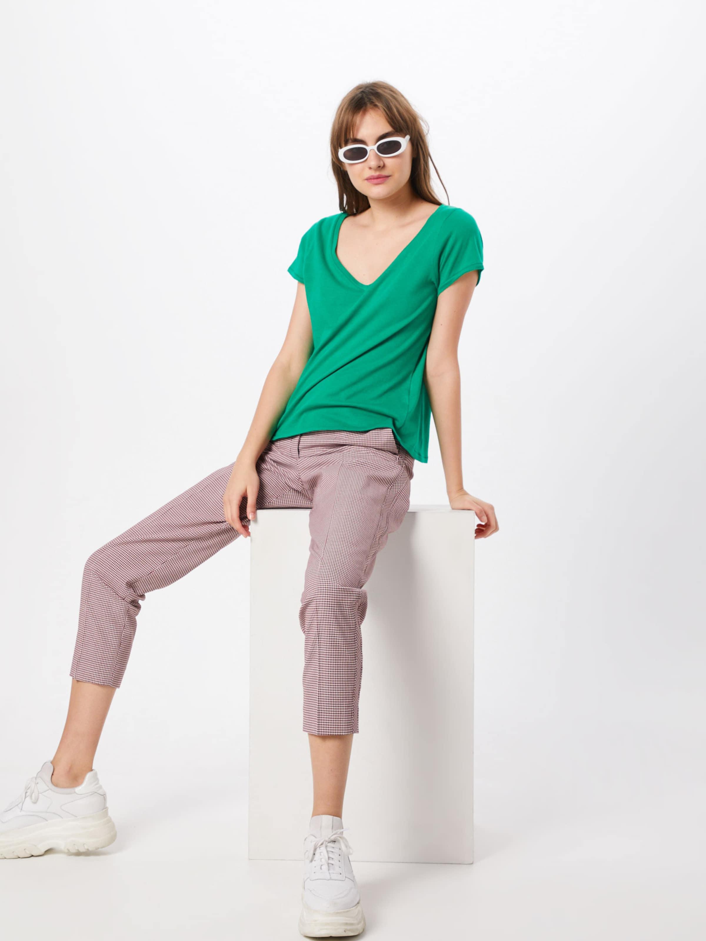 Shirt Vintage 'bipcat' Grün American In dCBerxWo