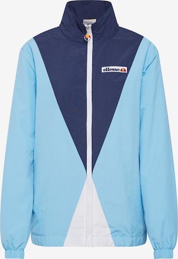 ELLESSE Jacke 'CONSOLATA' in blau / hellblau / weiß, Produktansicht