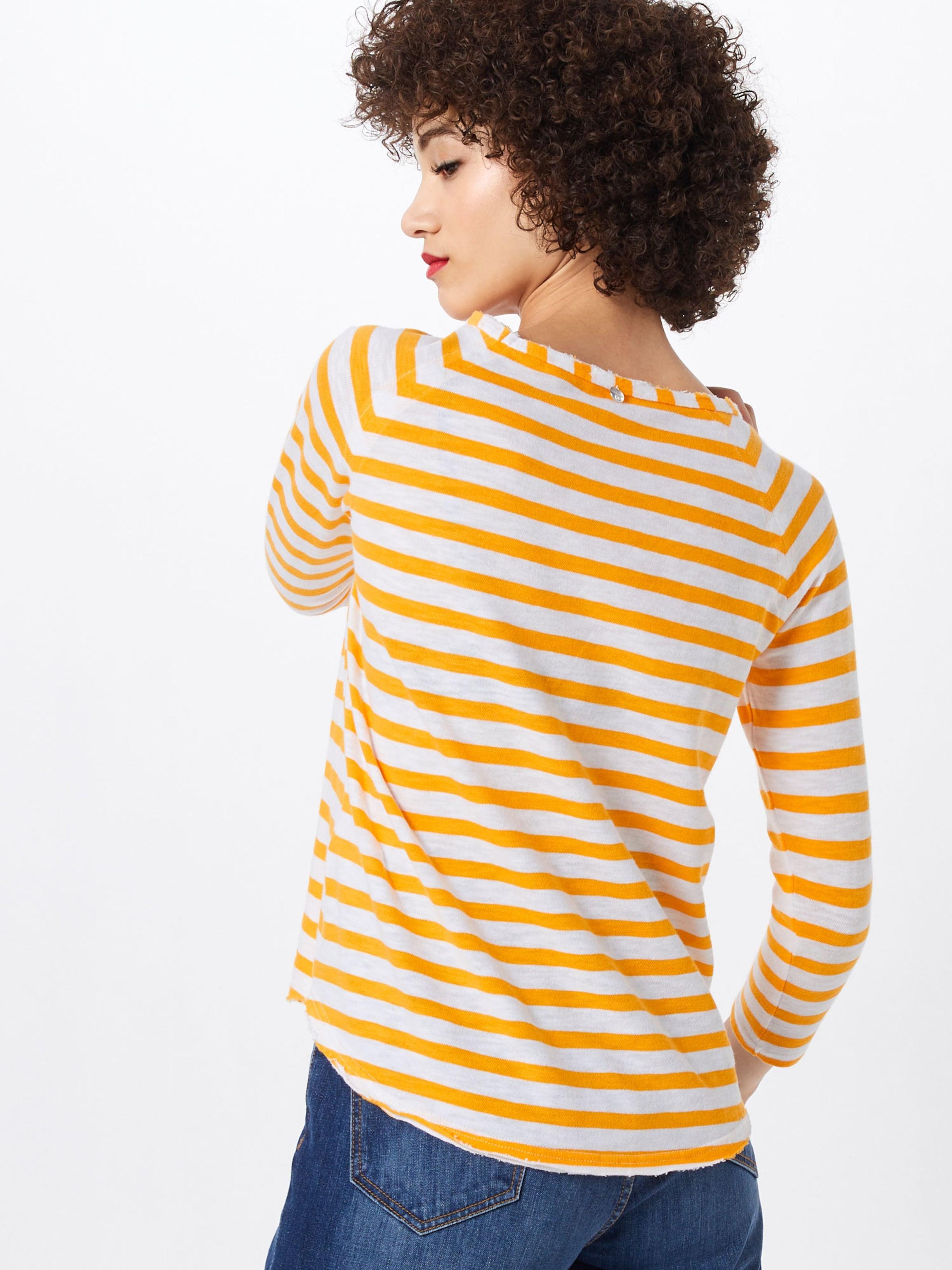 Rich & Royal Shirt 'Heavy Jersey' in Orange Orange Orange   weiß  Mode neue Kleidung ff2905