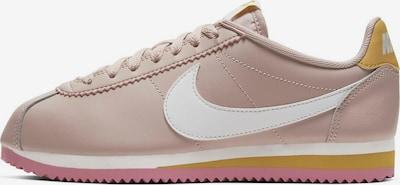 Nike Sportswear Buty sportowe 'Classic CORTEZ' w kolorze różowy pudrowy / białym, Podgląd produktu