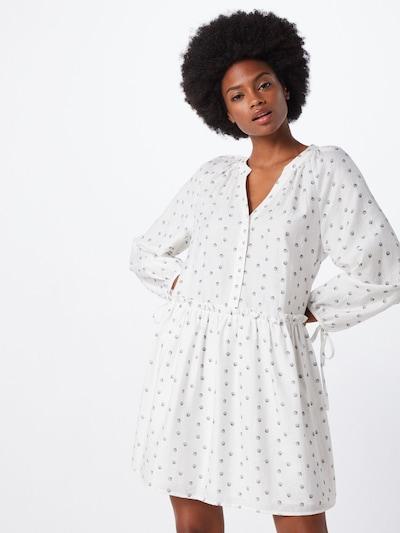 minimum Sommerkleid in weiß, Modelansicht