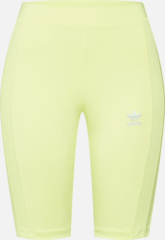 ADIDAS ORIGINALS Leggings in gelb, Produktansicht