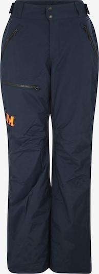 HELLY HANSEN Outdoor hlače 'SOGN CARGO PANT' | modra barva, Prikaz izdelka