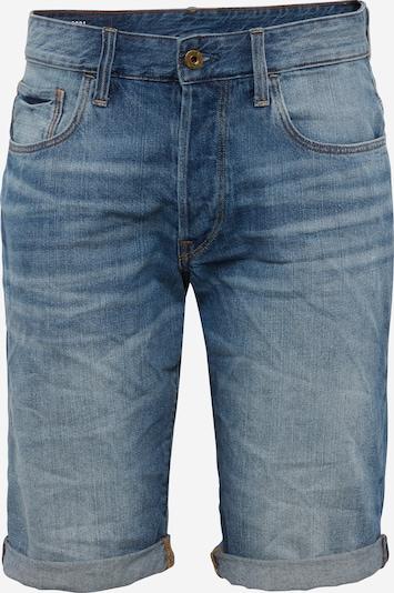 G-Star RAW Džinsi '3301 1/2' zils džinss, Preces skats