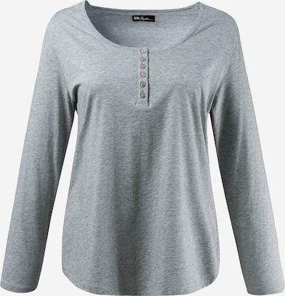 Ulla Popken Shirt in de kleur Grijs, Productweergave