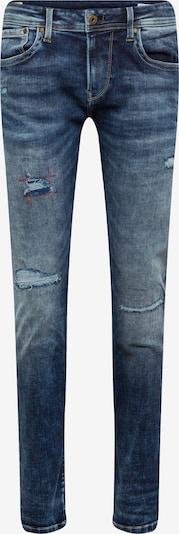 Pepe Jeans Džinsi 'Hatch' pieejami zils džinss, Preces skats