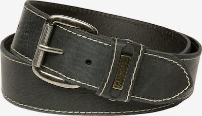 CAMP DAVID Gürtel in schwarz, Produktansicht