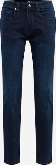 s.Oliver Jeans in de kleur Blauw denim, Productweergave