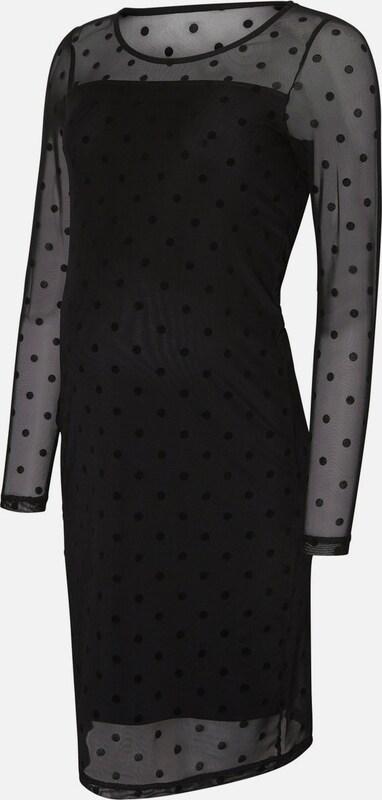 MAMALICIOUS Umstandskleid in schwarz  Markenkleidung für für für Männer und Frauen a4ce24