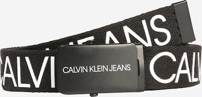 Calvin Klein Jeans Pas | črna barva, Prikaz izdelka