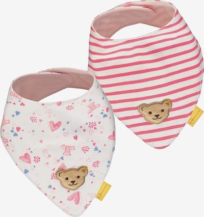 STEIFF Tuch in beige / pink, Produktansicht