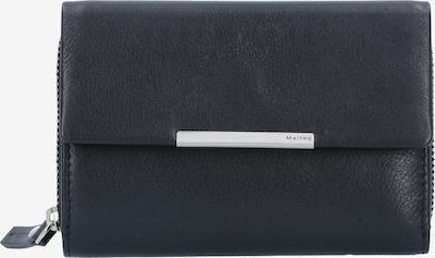 Maître Geldbörse 'Belg Dagrete' 13,5 cm in schwarz, Produktansicht