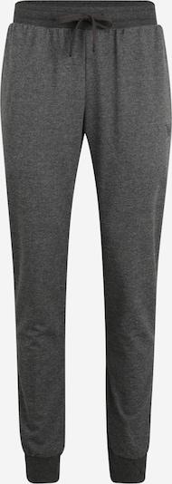 Pantaloni de pijama Emporio Armani pe gri închis, Vizualizare produs