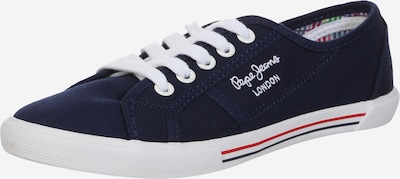 Pepe Jeans Sneaker in marine: Frontalansicht