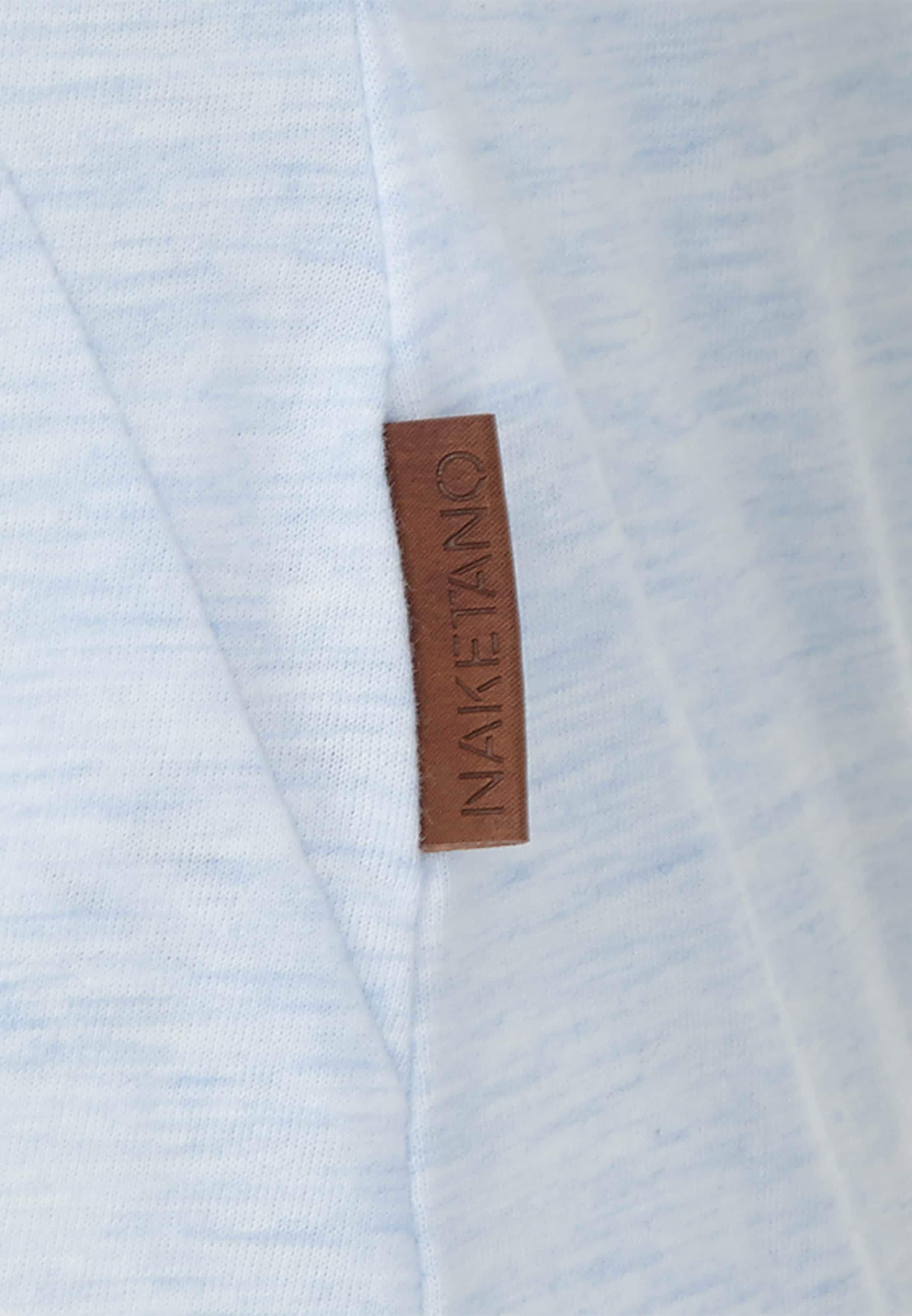shirt Clair En Bleu Naketano Sweat 'mandy' q4c5R3jAL