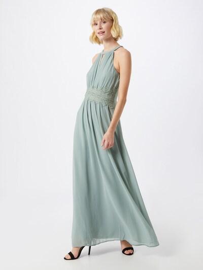 Rochie 'VIMILINA HALTERNECK MAXI DRESS/SU - FAV' VILA pe verde: Privire frontală