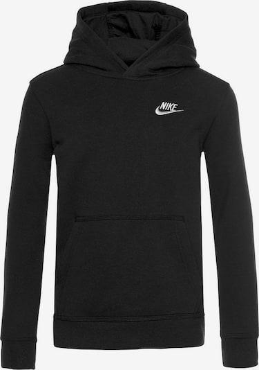 Nike Sportswear Sweatshirt in schwarz, Produktansicht