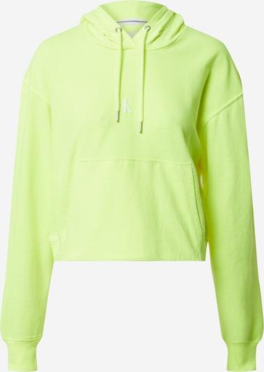 Calvin Klein Jaka ar kapuci pieejami neona dzeltens, Preces skats