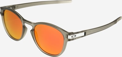 OAKLEY Solglasögon 'Latch' i grå / orangeröd, Produktvy