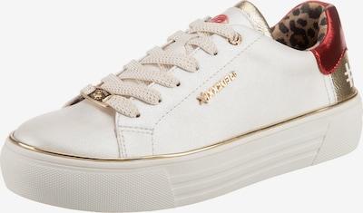 Dockers by Gerli Sneakers Low in weiß, Produktansicht