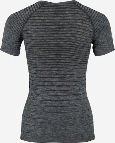 ODLO Sportshirt 'Performance Light' in graumeliert: Rückansicht