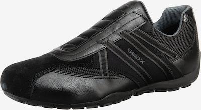 GEOX Slipper 'Ravex' in schwarz, Produktansicht
