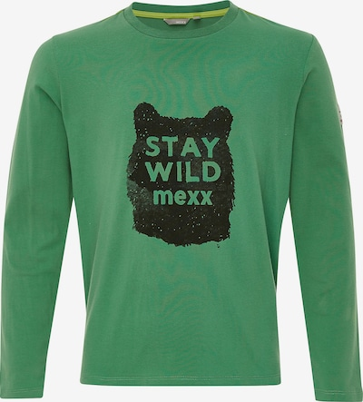 MEXX Shirt in grün / schwarz, Produktansicht
