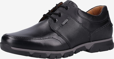 FRETZ MEN Halbschuhe in schwarz, Produktansicht