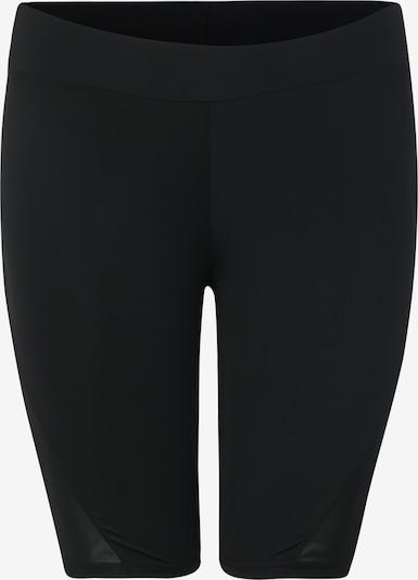 Urban Classics Curvy Kalhoty 'Ladies Tech Mesh Cycle Shorts' - černá, Produkt