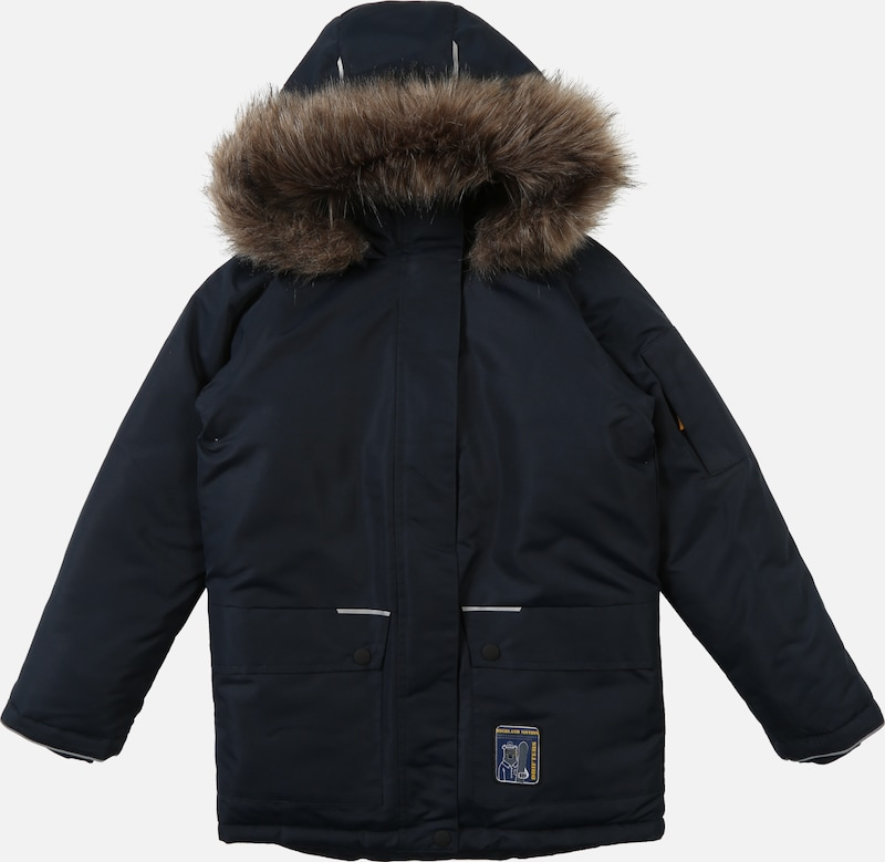 NAME IT Parka in nachtblau, Produktansicht