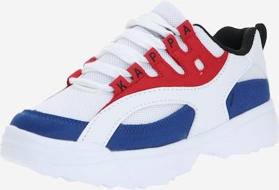 KAPPA Baskets 'OVERTON K' en bleu foncé / rouge / blanc, Vue avec produit